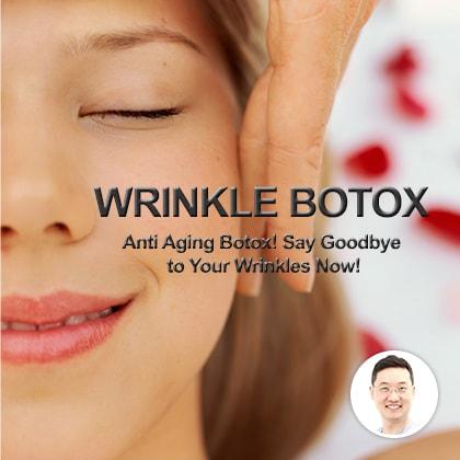 Wrinkle Botox