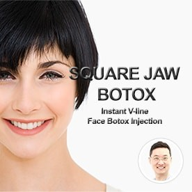 Square Jaw Botox