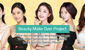 Beauty Make Over Project