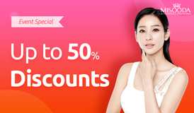 Event Special : Up to 50% Discounts