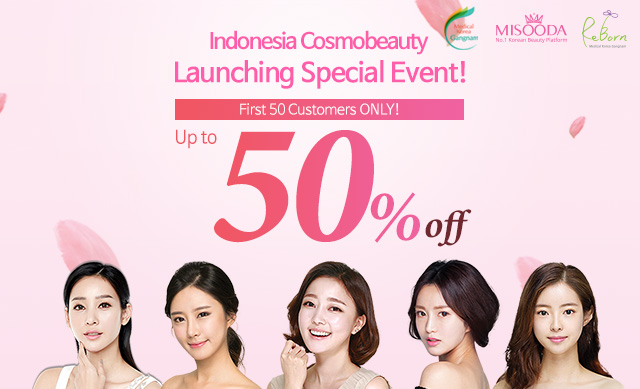 Indonesia Cosmobeaute Launching Special Event