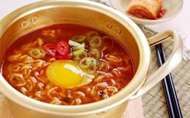 New Korean Ramen Flavours
