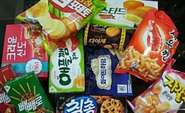 New Korean Snacks
