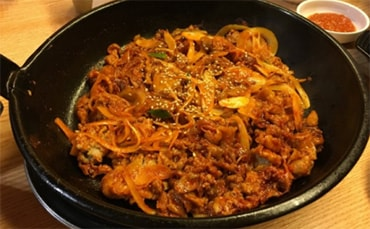 K-pop Frequently Visited Restaurants in Gangnam District (Part 2)