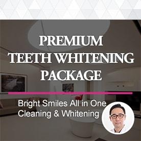 Premium Teeth  Whitening Package