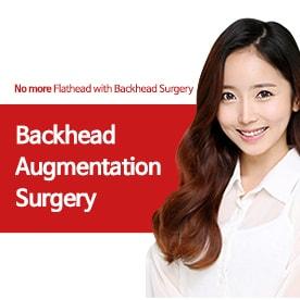 Backhead Augmentation Surgery