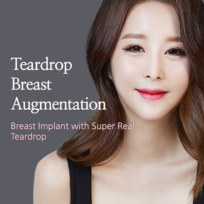 Mega Teardrop Breast Augmentation
