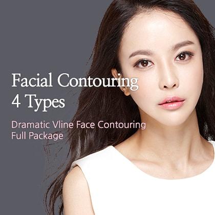 Facial Contouring 4 types