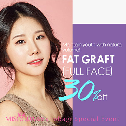 Fat Graft (Full Face)
