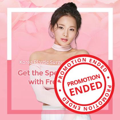 Korea Plastic Surgery  Special Event!-