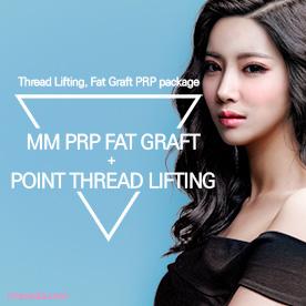 MM PRP Fat Graft + Point Thread Lifting
