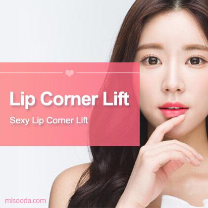 Lip Corner Lift