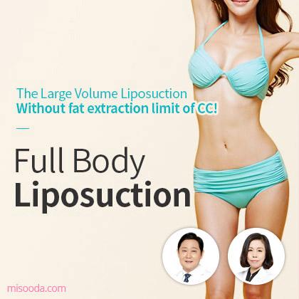 Phòng khám cơ thể đẹp : Hút mỡ toàn thân