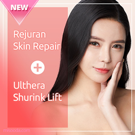 Rejuran Skin Repair and Ulthera Shurink Lift
