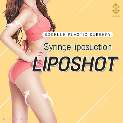 Syringe liposuction LIPOSHOT 100cc