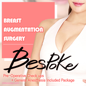 Breast Augmentation Surgery Bespoke