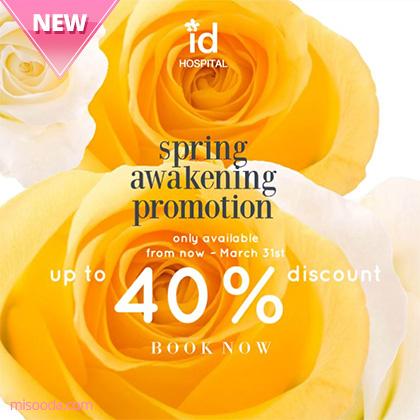 Spring awakening promotion