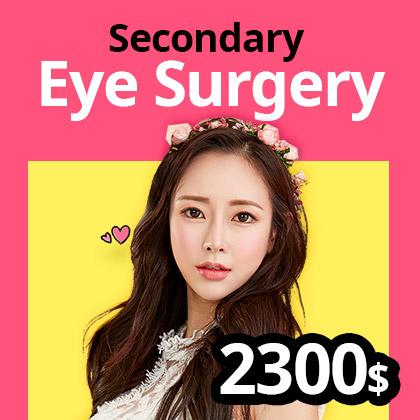 Secondary Eye Surgery
