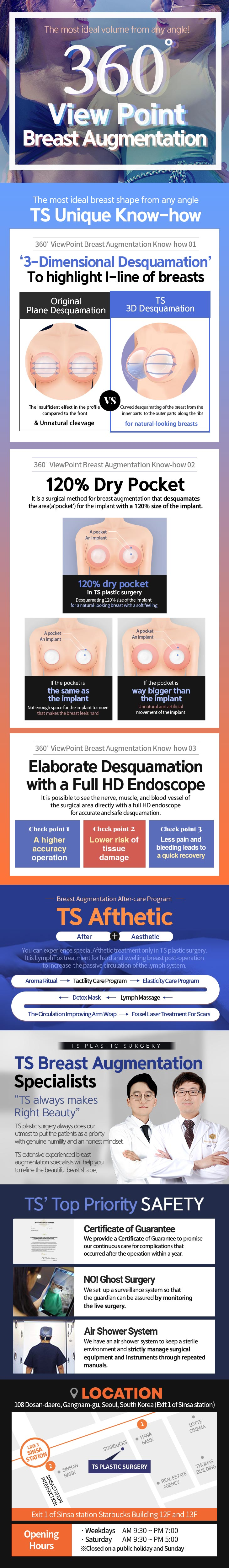 TS 360' ViewPoint Breast Augmentation