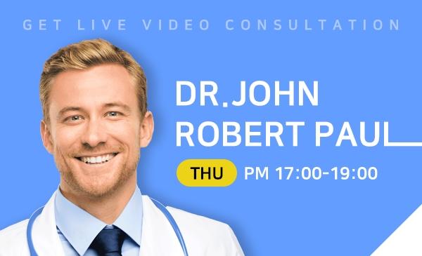 DR. JOHN ROBERT PAUL